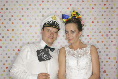 Fotobudka wesele Trąbki OSP