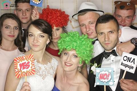 fotobudka wesele raclawice